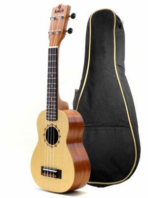 Kitarrid, ukuleled